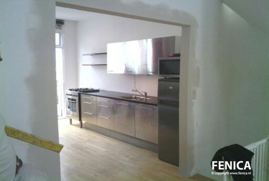 Ikea Keuken Installeren : Fenica ~ kozijnen en andere klussen keuken plaatsen