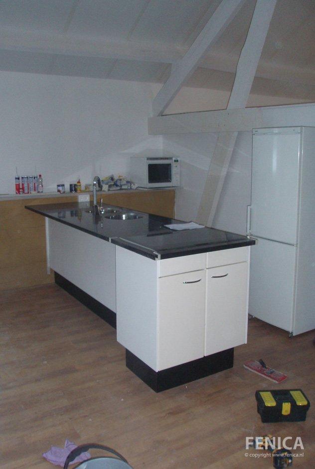 Schiereiland Keuken Ikea : roestvrijstalen keukenblok geplaatst keuken in rotterdam hergebruikt
